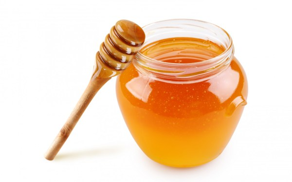 honey for smooth skin