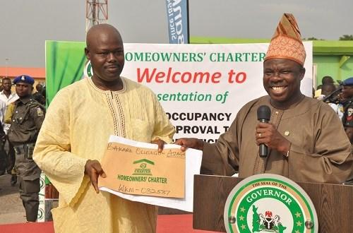 Ogun State distributes 5000 Cs-of-O