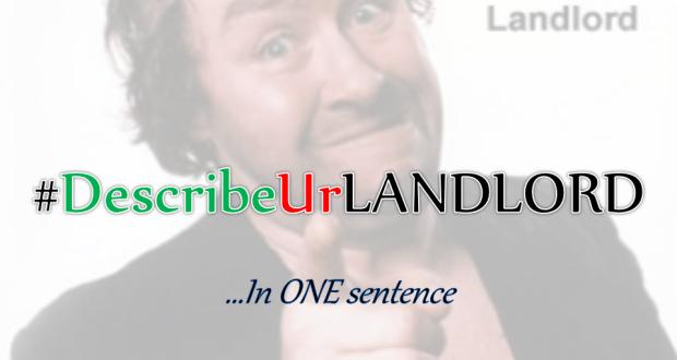 describe your landlord