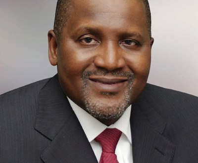 Dangote Cement wins 2015 African Business of the Year