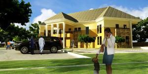 Villa Design by FT+D LTD