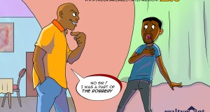 The brouhaha of Oga Martins 2.0 chapter 3