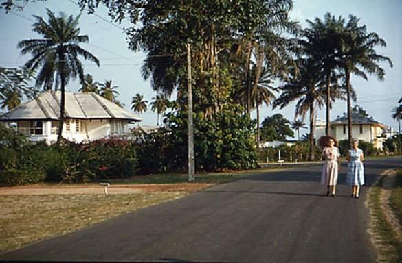 Old Ikoyi - Turnbull road(1959)