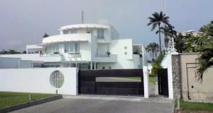 Aliko Dangote's House