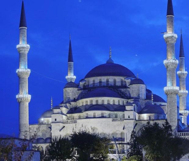 islamic-architecture-blue-mosque
