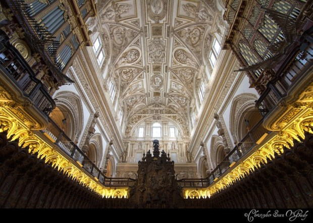 Mezquita Catedral Cordoba, Spain
