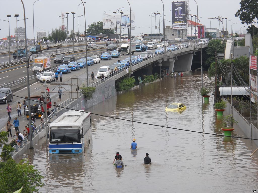 Management and Control of Flood in Nigeria