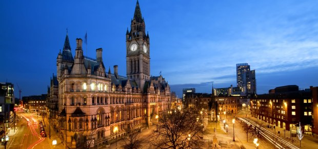 Manchester Top Uk Markets for property investment