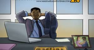 The Brouhaha of Oga Martins 2.0|Chapter 20