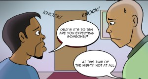 The Brouhaha of Oga Martins 2.0|Chapter 18