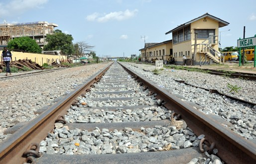 Ikeja railway line