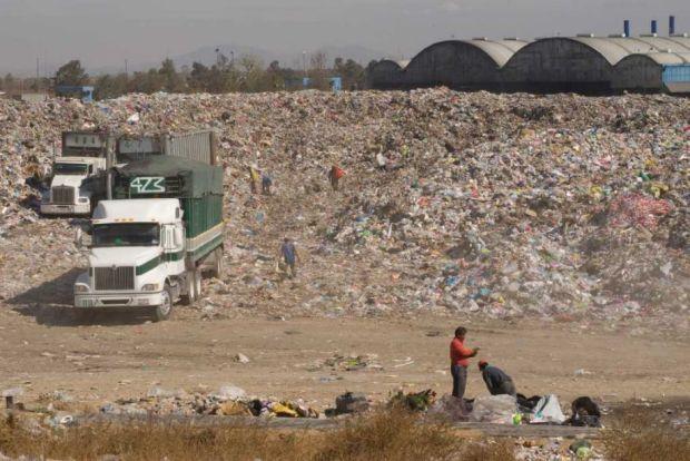 landfill mexico