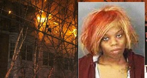 Woman Accidentally Burns Down Her Apartment After Learning Her Boyfriend Is Gay