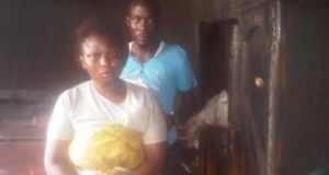 Landlady Sets Tenant's Apartment Ablaze To Eject Him