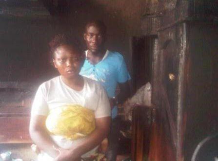 Landlady Sets Tenant's Apartment Ablaze To Eject Him