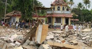 Fireworks Disaster At Kerala Temple Levels Several Building, Kills 106 People