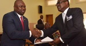 Lagos Governor Signs MoU for Construction of 4th Mainland Bridge
