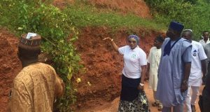 NEWMAP trains communities on projects in their locality