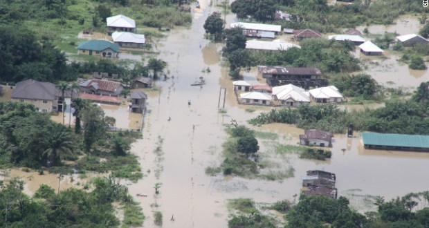 States urged to pull down structures erected on waterways