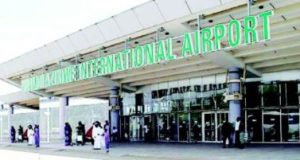 Airport road reconstruction begins September