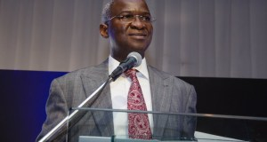 We're Now Refocusing On Project Completion – Fashola