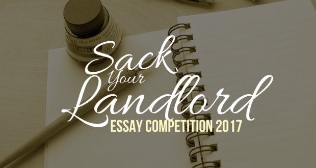 Sack your landlord contest