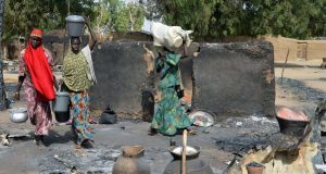 156,453 houses destroyed by Boko Haram in Borno