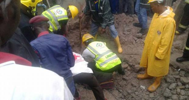 Meiran building collapse was due to overload, says government