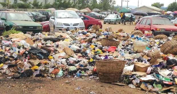 Lagos begins refuse heaps evacuation