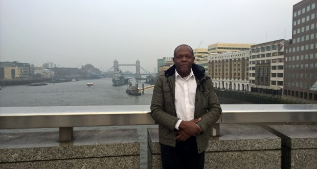 Mr Lookman Oshodi on Lagos flooding