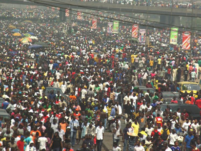 challenges of high population growth and urbanization
