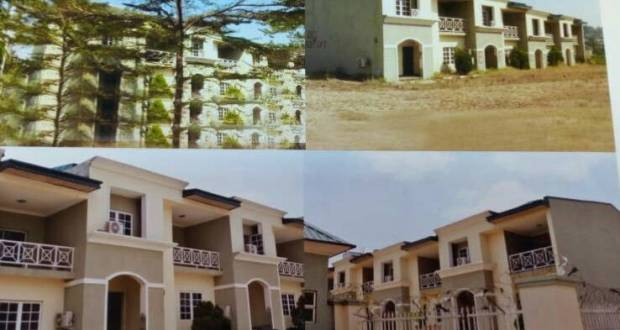 Dieziani loses another set of properties to the Federal Government