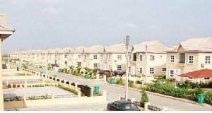 empty houses in Abuja