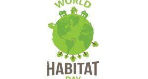 United Nations designates first Monday of October as World Habitat Day