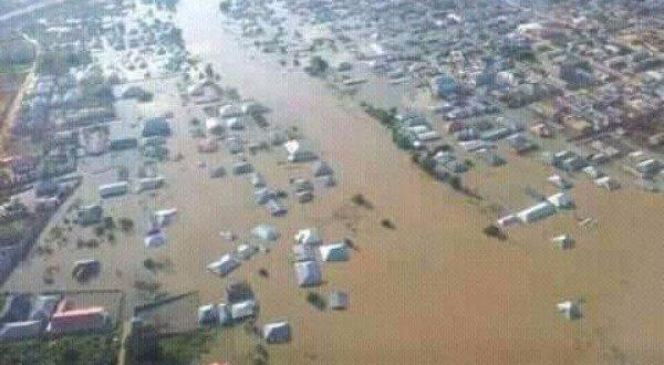 flood in Abakaliki