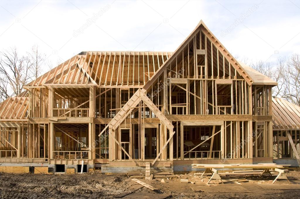 What would you do if you found out your wife is secretly building a house?