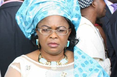 Patience Jonathan's N6bn plaza in Abuja