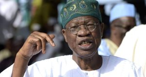 Lai Mohammed says Buhari should not be blamed for the infrastructural deficit