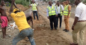 FERMA engages 800 unemployed youths in road maintenance