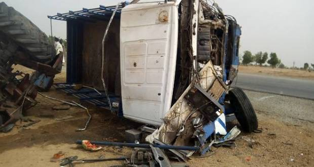 Ogun road crash