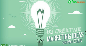 10 Creative Marketing Ideas For Real Estate Professionals