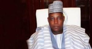 Borno governor