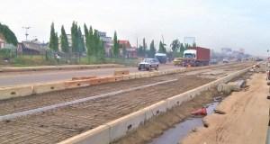 BRT lane