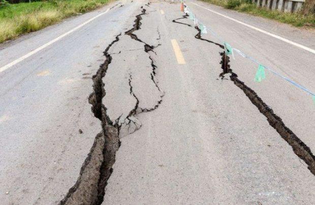 Abuja earth tremor