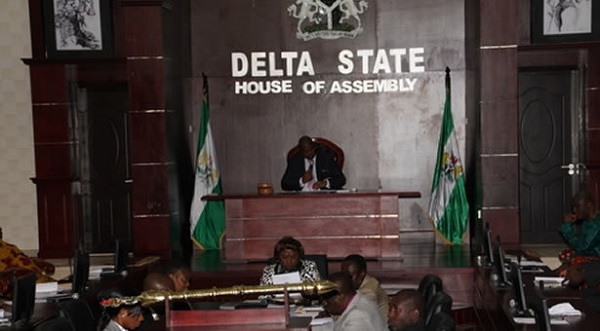 Delta House of Assembly approves N7.9b for road construction, Delta Line