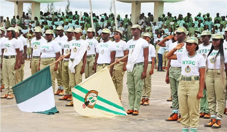 ny - NYSC deploys 2,000 corps members to Niger
