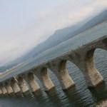 タウシュベツ橋梁<北海道>