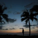 Ko Olina Beach Park<Hawaii>