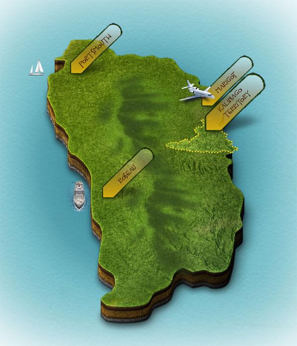 Dominica_Kalinago_Territory_Map