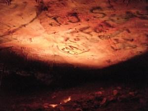 Old signatures in Lehman Caves (c) AB Raschke